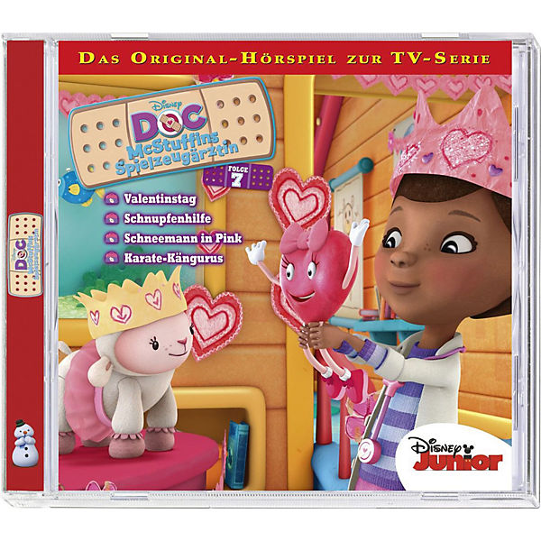 CD Disney Doc McStuffins 07