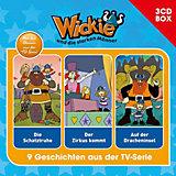 CD Wickie - 3er Hörspielbox Vol.4