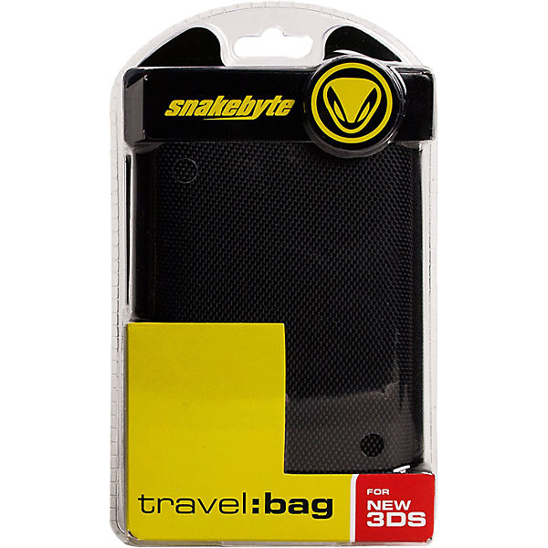 New 3DS travel:bag