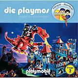 CD Die Playmos - Angriff der Drachenritter (Relaunch)