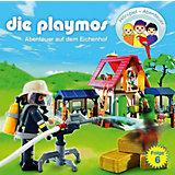 CD Die Playmos - Abenteuer auf dem Eichenhof (Relaunch)
