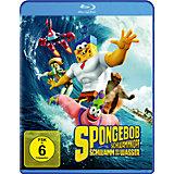 BLU-RAY Spongebob Schwammkopf - Schwamm aus dem Wasser