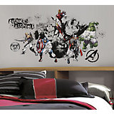 MYAGENCIES RMK2241SLM Wandsticker, The Avengers, 8-tlg.