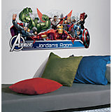 MYAGENCIES RMK2240GM Wandsticker, The Avengers, 102 cm