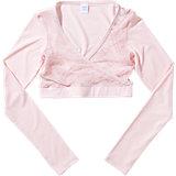 MIRELLA Ballett Langarmshirt für Mädchen
