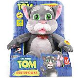 Мягкая игрушка-повторюшка Кот Том, МУЛЬТИ-ПУЛЬТИ