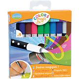 Aladine Magische Stifte, 9 Farben
