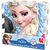 Mega großes Bodenpuzzle 9 Teile - Die Eiskönigin