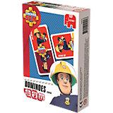 Domino Kartenspiel - Feuerwehrmann Sam