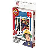 Große Spielkarten - Feuerwehrmann Sam