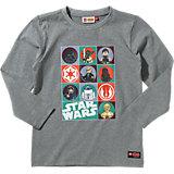 LEGO WEAR Langarmshirt STAR WARS für Jungen