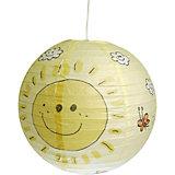 Pendelleuchte Papierballon Sunny