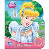 """Книга с 1 кнопкой """"Золушка"""", Принцессы Диснея"""