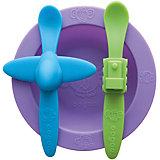 Набор посуды, Oogaa, фиолетоый