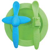 Набор посуды, Oogaa, зеленый