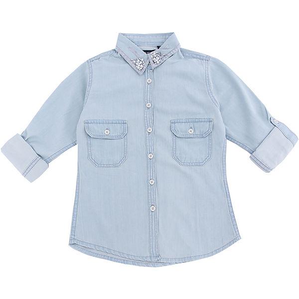 Рубашка для девочки BLUE SEVEN