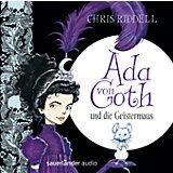 Ada von Goth und die Geistermaus, 2 Audio-CDs