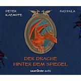 Der Drache hinter dem Spiegel, 4 Audio-CDs