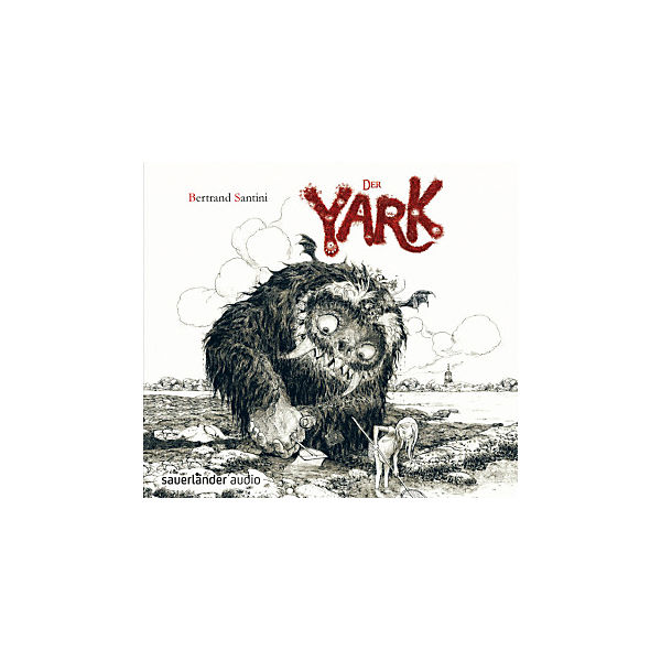 Der Yark, 1 Audio-CD