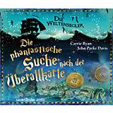 Die Weltensegler, 6 Audio-CDs