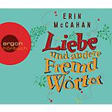 Liebe und andere Fremdwörter, 4 Audio-CDs