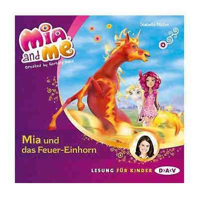 mia and me mia auf der regenbogeninsel 1 audio cd. Black Bedroom Furniture Sets. Home Design Ideas
