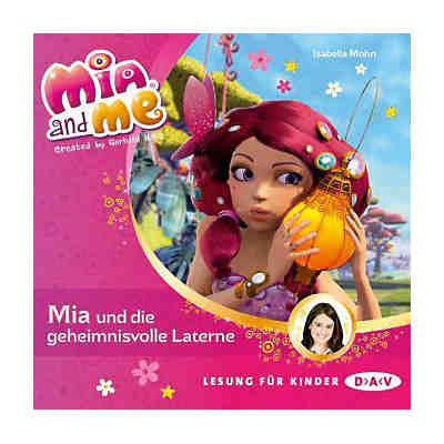 mia and me mia und die geheimnisvolle laterne 1 audio cd. Black Bedroom Furniture Sets. Home Design Ideas