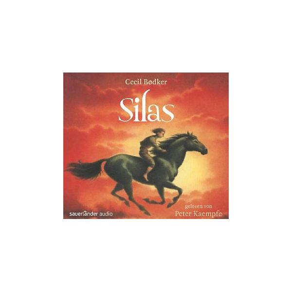 Silas, 4 Audio-CDs