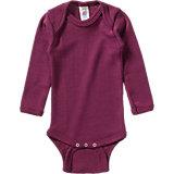 Baby Body für Mädchen Wolle/Seide