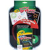 Двусторонняя доска для рисования Dry Erase, Crayola