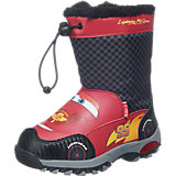 CARS Kinder Winterstiefel Blinkies