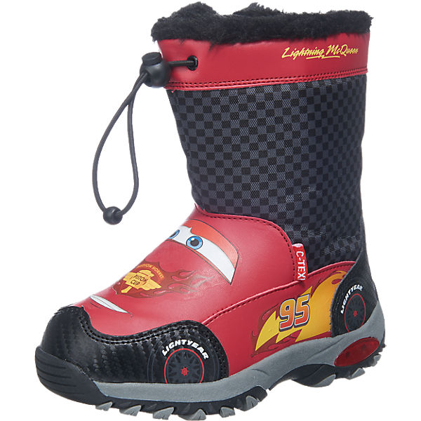 DISNEY CARS Kinder Winterstiefel Blinkies