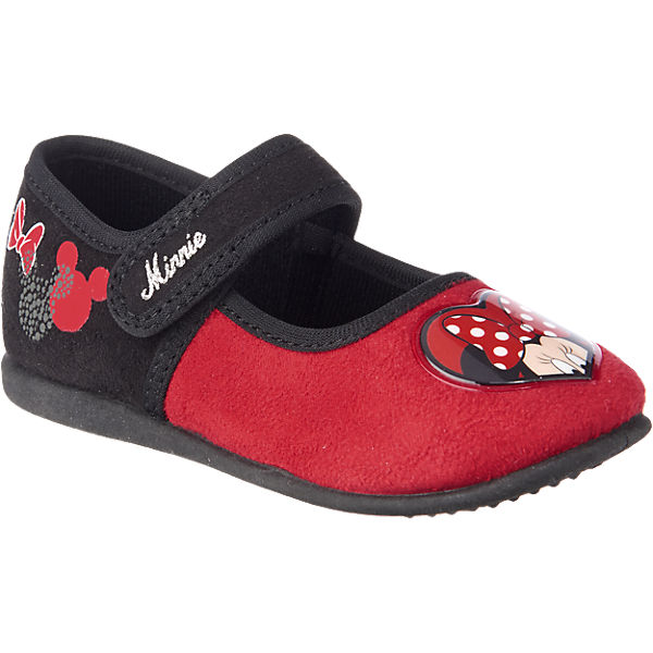 DISNEY MINNIE MOUSE Kinder Hausschuhe