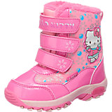 HELLO KITTY Kinder Winterstiefel Blinkies