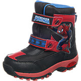 SPIDER-MAN Kinder Winterstiefel Blinkies