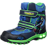 TEENAGE MUTANT NINJA TURTLES Kinder Winterstiefel Blinkies