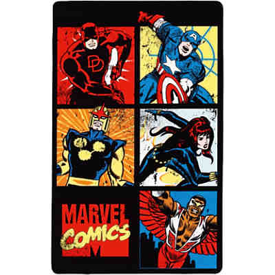Kinderteppich Marvel comics