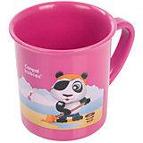 Кружка Панда, Canpol Babies, 170 мл., розовый