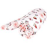 Одеяло стеганное Божья коровка, файбер 200, 105х140, Baby Nice, красный