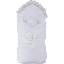 Конверт-одеяло на выписку Baby Nice, белый