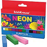 Пластилин Neon (12 цветов, 180г), Artberry