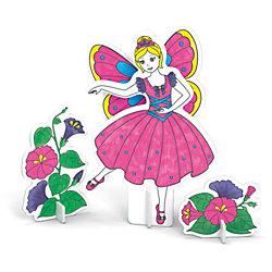 """3D Раскраска """"Фея танца"""", Artberry"""