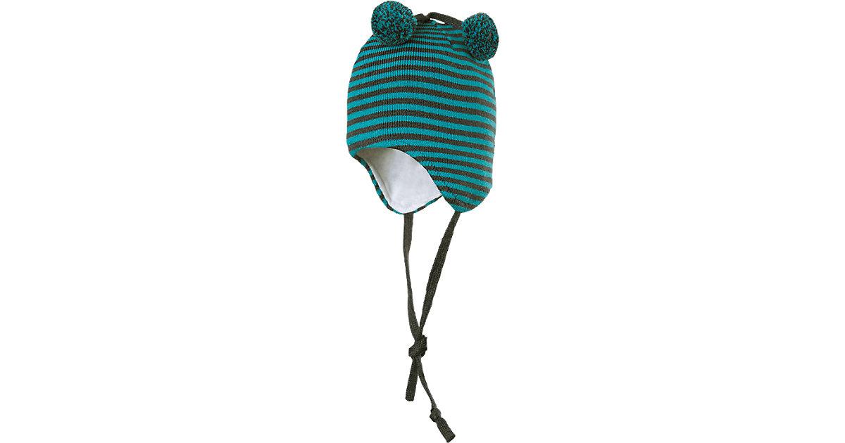 Baby Bommelmütze Gr. 43-45 Jungen Kleinkinder