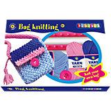 Kreativset Tasche stricken