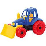 Трактор с грейдером, Нордпласт