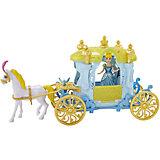 Кукла Золушка с каретой и лошадью, Принцессы Дисней