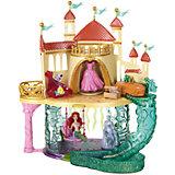"""Подарочный набор """"Русалочка"""": замок, кукла Ариэль, аксессуары, Принцессы Дисней"""