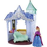 "Кукла Анна с замком и аксессуарами, ""Холодное Сердце"""
