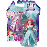 Мини-кукла с платьем, в ассортименте, Принцессы Дисней