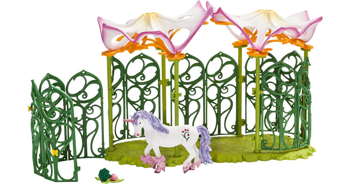 Schleich 42174 bayala: 42174 Stall Einhorn und Pegasus Kinder